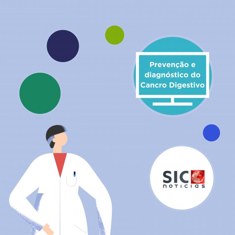 Prevenção e diagnóstico precoce do Cancro Digestivo