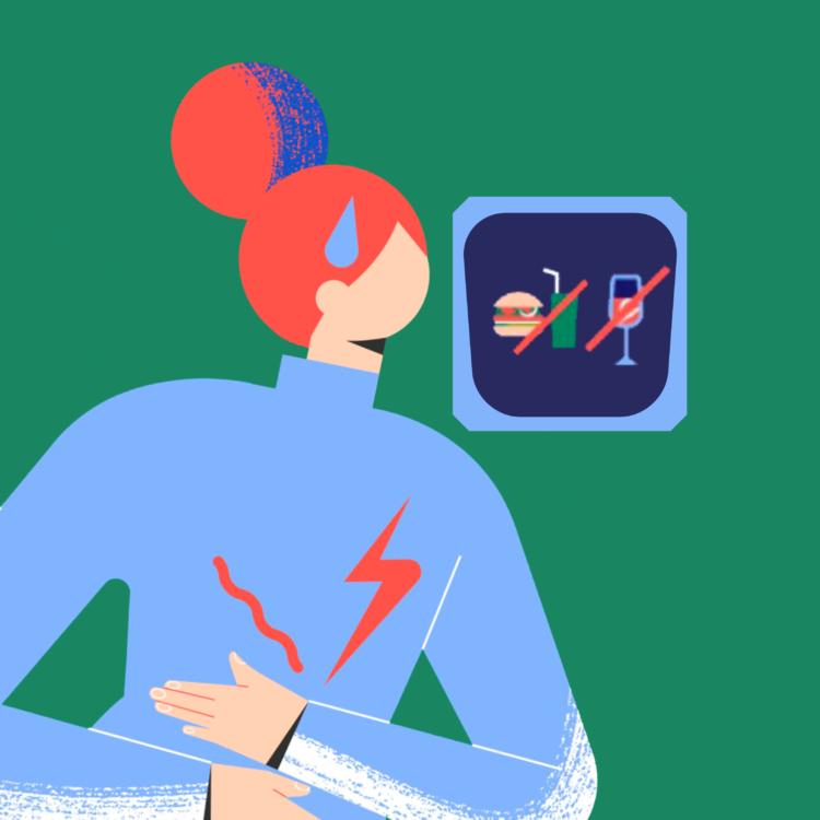 Qual a influência dos nossos hábitos alimentares na Saúde Digestiva